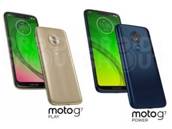 Motorola Moto G7 Geräte
