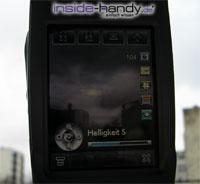 Motorola A780 - Foto machen