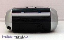 Motorola A780 - oben