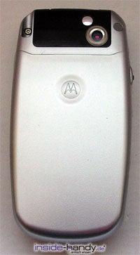 Motorola A780 - Rückseite
