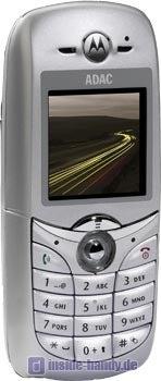 Motorola ADAC Mobile Edition  (C650) Datenblatt - Foto des Motorola ADAC Mobile Edition  (C650)
