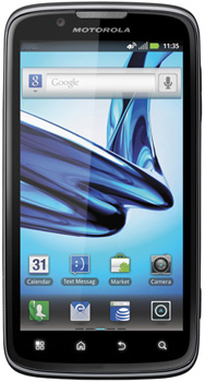 Motorola Atrix 2 Datenblatt - Foto des Motorola Atrix 2