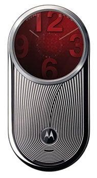 Motorola Aura Datenblatt - Foto des Motorola Aura