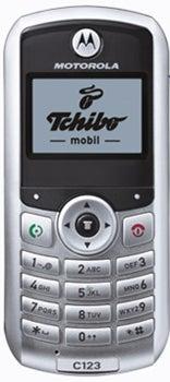 Motorola C123 Datenblatt - Foto des Motorola C123