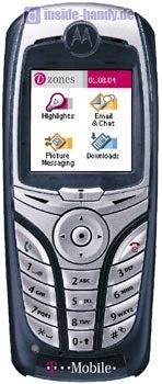 Motorola C385 Datenblatt - Foto des Motorola C385