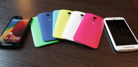 Motorola Das neue Moto G 2014 IFA