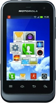 Motorola Defy Mini Datenblatt - Foto des Motorola Defy Mini