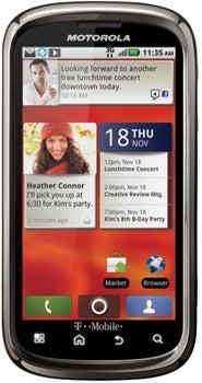 Motorola Dext2 Datenblatt - Foto des Motorola Dext2