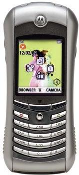 Motorola E390 Datenblatt - Foto des Motorola E390