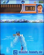 Motorola E550 - Display Spiel