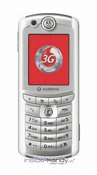 Motorola E770v Datenblatt - Foto des Motorola E770v