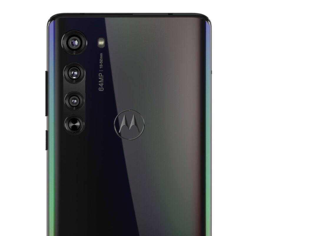 Kamera des Motorola Edge