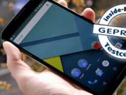 Google Nexus 6 im Test