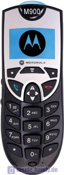 Motorola M900 Datenblatt - Foto des Motorola M900