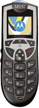 Motorola M930 Datenblatt - Foto des Motorola M930