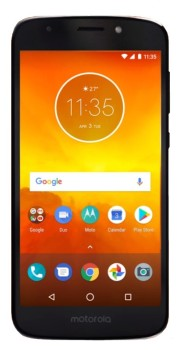 Motorola Moto E5 Dual SIM Datenblatt - Foto des Motorola Moto E5 Dual SIM