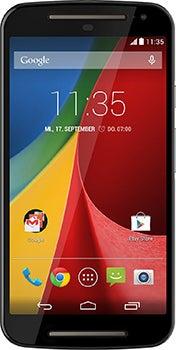 Motorola Moto G (2. Gen.) Datenblatt - Foto des Motorola Moto G (2. Gen.)