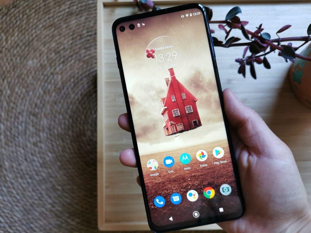Motorola Moto G 5G Plus im Hands-On