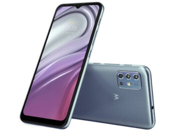 Motorola Moto G20 Front und Rückseite