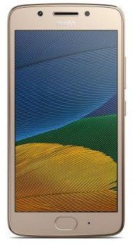 Motorola Moto G5 Single-SIM