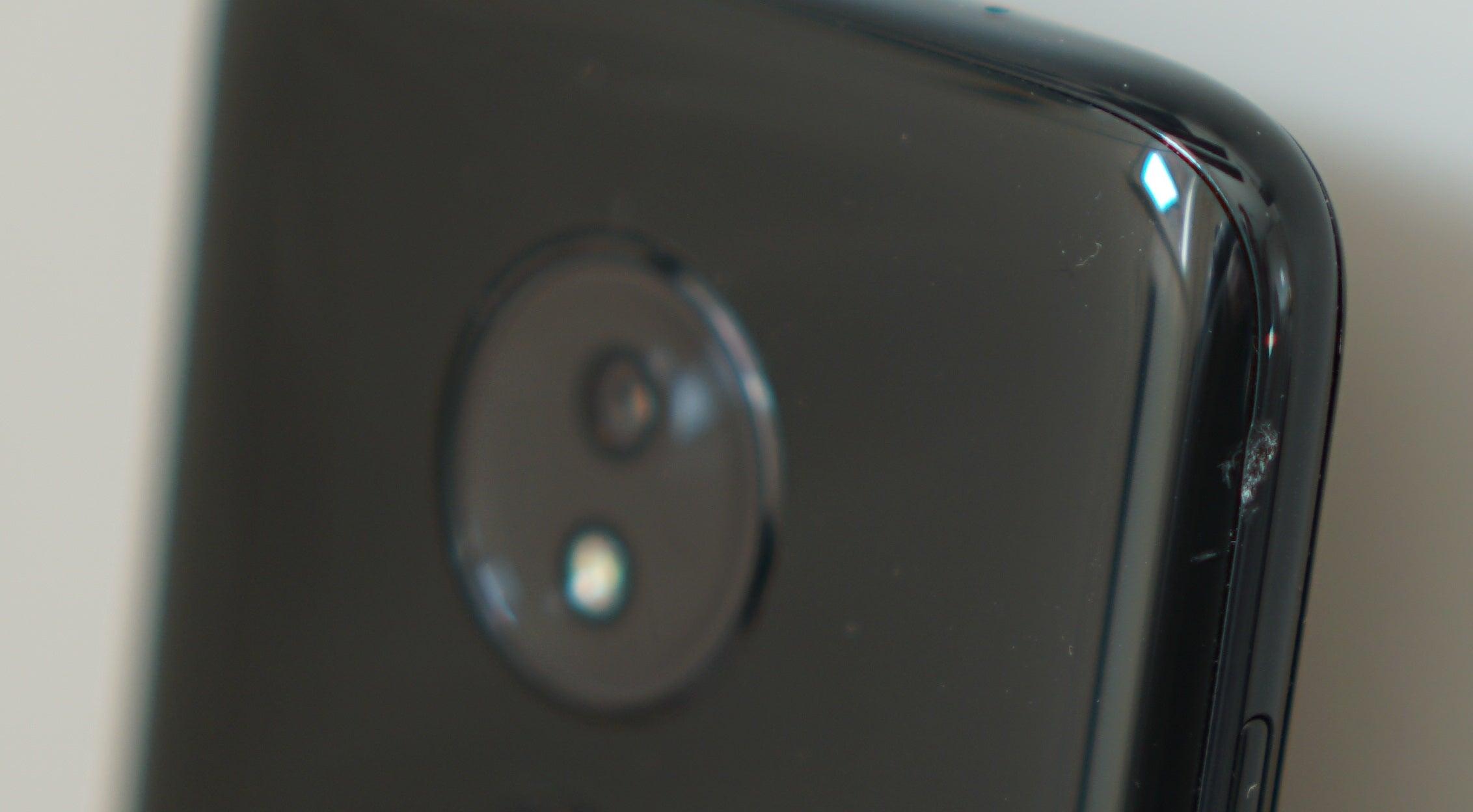 Motorola Moto G7 Power: Bruchstelle