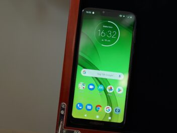Motorola Moto G7 Power: Hands-On