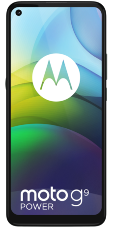 Motorola Moto G9 Power Datenblatt - Foto des Motorola Moto G9 Power