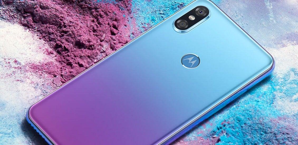 Motorola, Moto P30, Lenovo, Smartphone