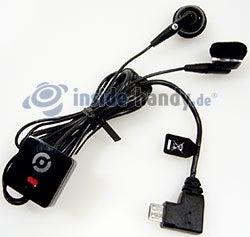 Motorola Moto Q 9h: Headset