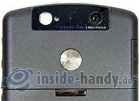 Motorola Moto Q 9h: Kamera