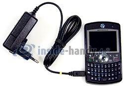Motorola Moto Q 9h: Ladeteil