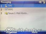 Motorola Moto Q 9h: Nachrichten