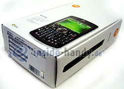 Motorola Moto Q 9h: Verpackung