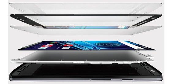 Motorola Moto Shattershield - Bruchsicheres Smartphone-Display