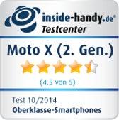 Motorola Moto X (2.Gen.) 2014 Testsiegel