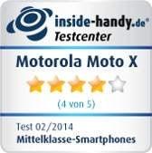 Motorola Moto X Testiegel