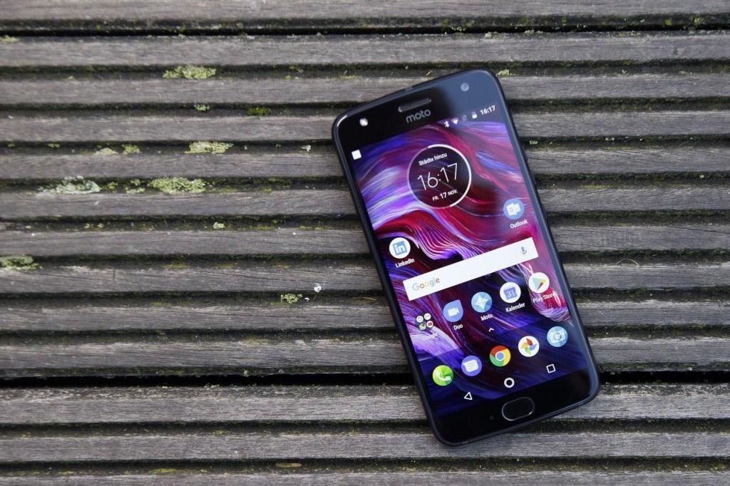 Motorola Moto X4 im Hands-On