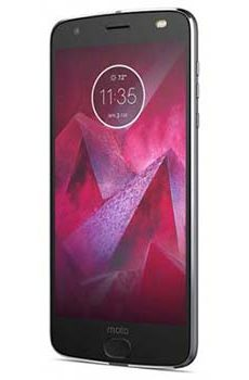 Motorola Moto Z2 Force Datenblatt - Foto des Motorola Moto Z2 Force