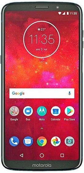 Motorola Moto Z3 Play, Motorola, Z3 Play