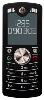 Motorola MOTOFONE F3 Datenblatt - Foto des Motorola MOTOFONE F3