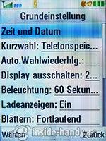 Motorola MotoKRZR K3: Media-Finder