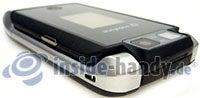 Motorola MotoRAZR MAXX: Draufsicht rechts oben