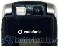 Motorola MotoRAZR MAXX: Kamera