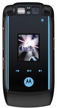 Motorola MotoRAZR MAXX Datenblatt - Foto des Motorola MotoRAZR MAXX