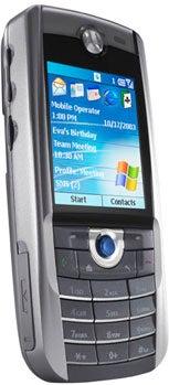 Motorola MPx100 Datenblatt - Foto des Motorola MPx100