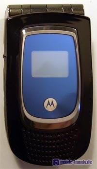 Motorola MPX200 - Frontalansicht