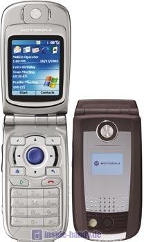 Motorola MPx220 Datenblatt - Foto des Motorola MPx220