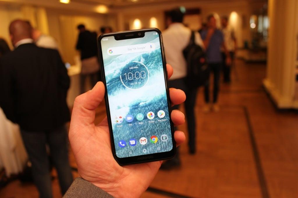 Motorola One im Hands-On
