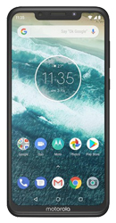Motorola One Datenblatt - Foto des Motorola One