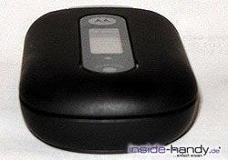 Motorola PEBL V6 - unten